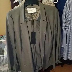 Halston heritage blazer